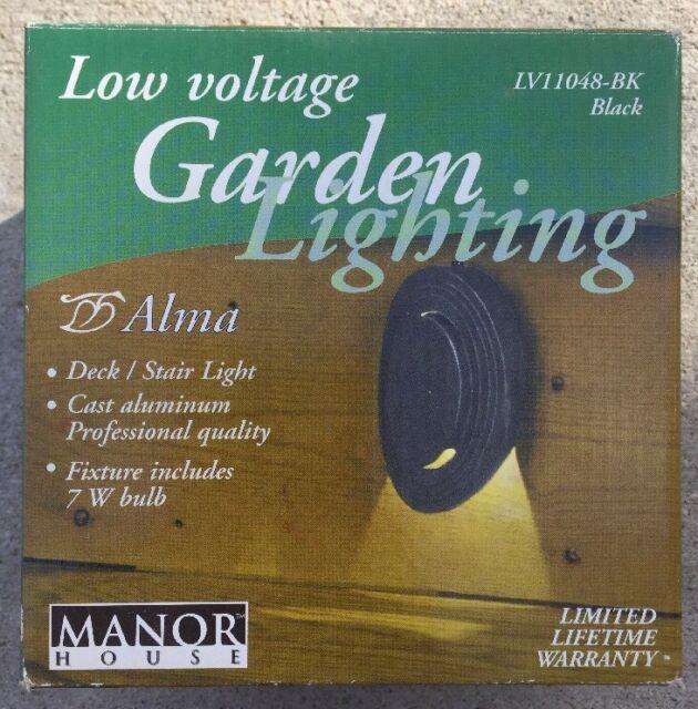 Manor House Low Voltage Garden Light
