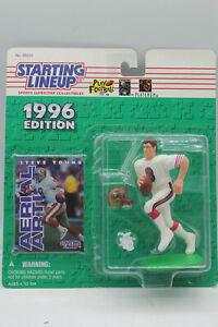 1996 Starting Lineup Figure Kenner NIP San Francisco 49ers Steve Young