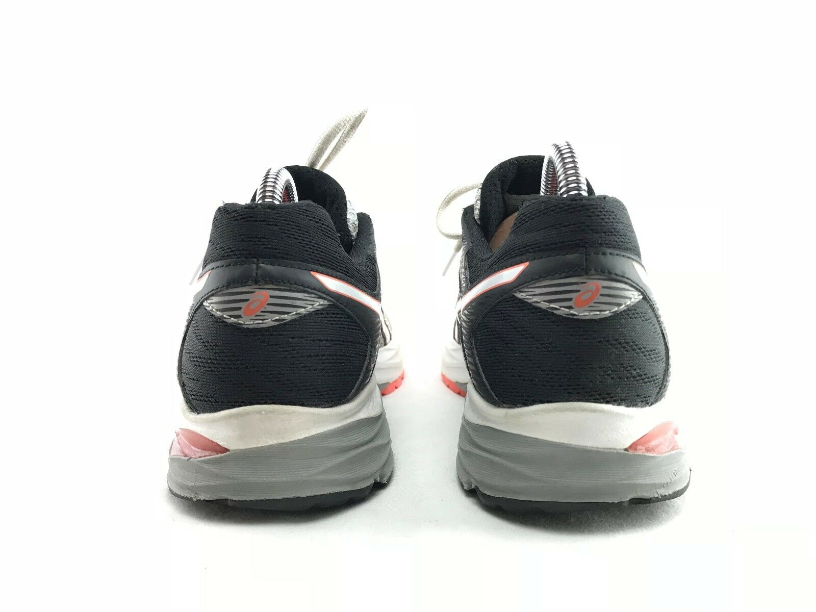 Asics Gel Evolutuon 4 Athletic Women's White Coral Running Athletic 4 Shoes US 8.5 B914 70702e