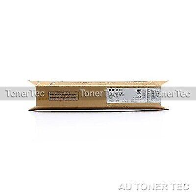 Lanier/Ricoh Genuine 821075 YELLOW Toner Cartridge for Lanier SPC430DN 15K Yield