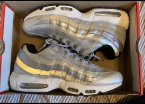 95 Nike Bullet Max Air Silver za7pg