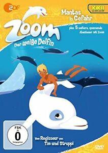 DVD-ZOOM-2-Der-weisse-Delfin-MANTAS-IN-GEFAHR-NEU-OVP-amp-B