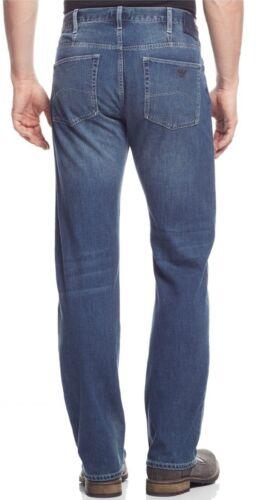 Jeans Bouton Regular Mens Droit J21 normale Fly Armani Fit Taille Nouveau wqzUEgTT