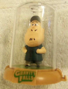 Image Is Loading Lot 1117 Gravity Falls Mini Figure With Display