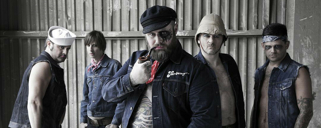 Turbonegro, Against Me