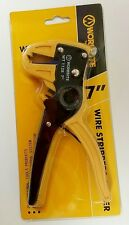 Multifunctional Wire Stripper Stripping Cable Cutter Plier Professional Tool New