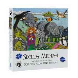 Skellig-Michael-500-Pieces-Jigsaw-Puzzle-Made-in-Ireland-New