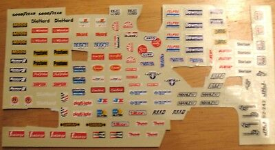 Models & Kits Candid 1/25 1/24 Nascar Short Track Modified Sponcer #7 1992 To Ensure A Like-New Appearance Indefinably