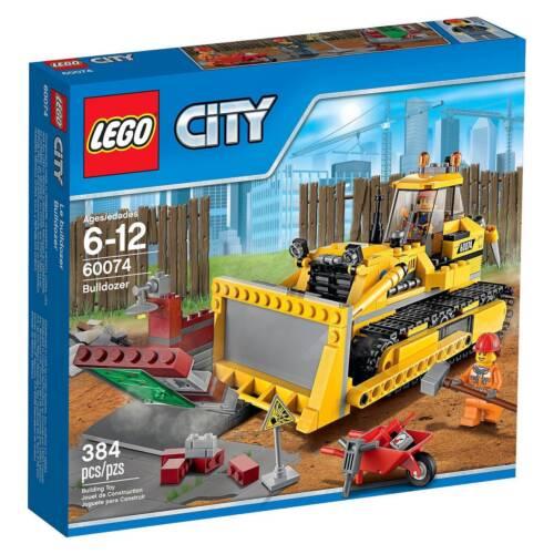 60074 BULLDOZER lego city town train NEW legos set CONSTRUCTION sealed box nisb
