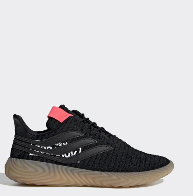 Adidas Sobakov Men Women BB7040 Black Sneakers Running shoes shoes shoes Size 9-11 a23bd0