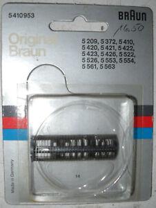 BRAUN-Scherkopf-5410953-Vintage-NOS