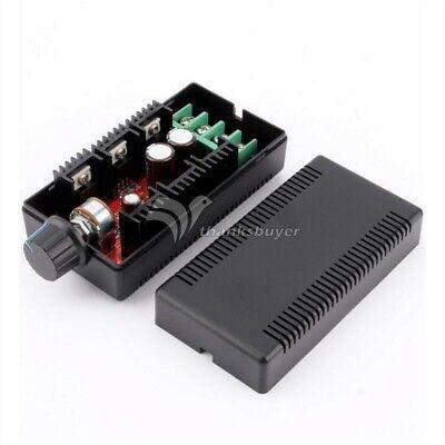 PWM HHO RC controlador 12V 24V 48V 2000W Max 9-50V 40A DC Motor Speed Control