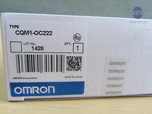 New-sealed-OMRON-CQM1-OC222-Module-6-Months-warranty