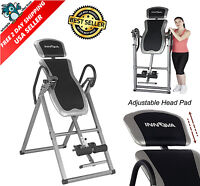 Inversion Tables For Back Pain Table Body Power Stretching Therapy Machine