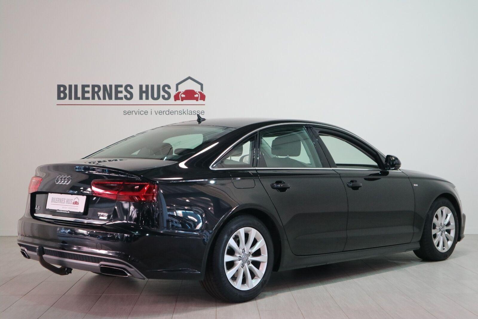 Audi A6 1,8 TFSi 190 Ultra S-line S-tr. - billede 1