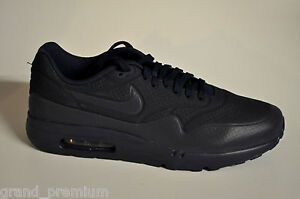 nike air max 1 ultra moire all black