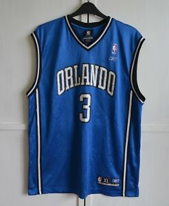 315895ee5bb Image is loading STEVE-FRANCIS-3-ORLANDO-MAGIC-NBA-REEBOK-SHIRT-