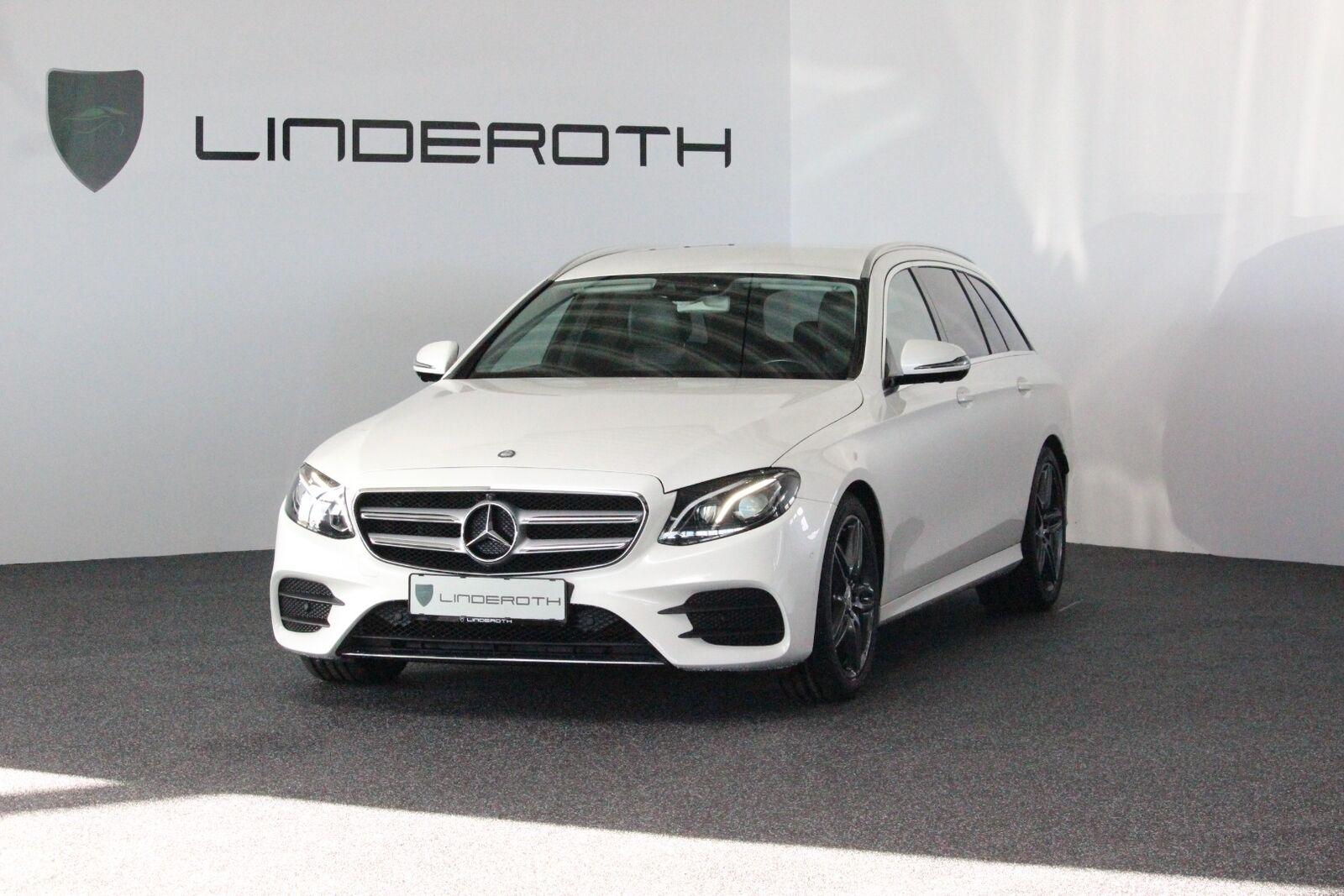 Mercedes E220 d 2,0 AMG Line stc. aut. 5d - 3.885 kr.