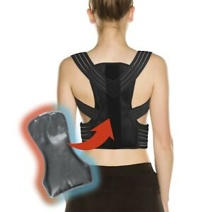 Rückenkorrektor Rücken Stabilisator Gerade einstellbarer Korrekturgürtel L/XL