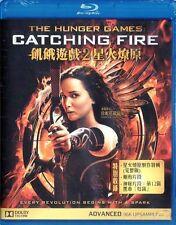 "Josh Hutcherson ""The Hunger Games: Catching Fire"" 2013 Adventur Region A Blu-Ray"
