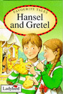 1 of 1 - Good, Hansel and Gretel (Ladybird Favourite Tales), Grimm, Wilhelm, Daly, Audrey