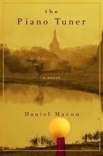 The Piano Tuner, Daniel Mason, 0375414657, Book, Acceptable