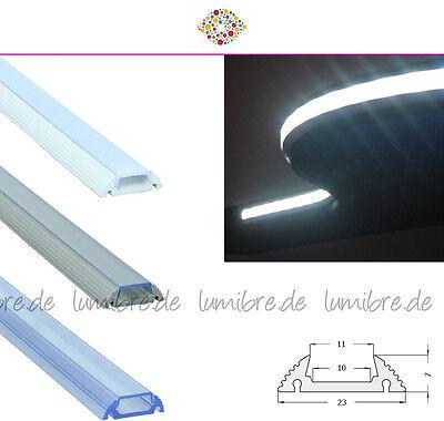 FLEGZ emos | elastisches Profil  flexibles LED Profil flexi biegbare Profile