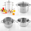 Torrex-Induction-Steam-Juicer-made-of-stainless-steel-26-15L thumbnail 1