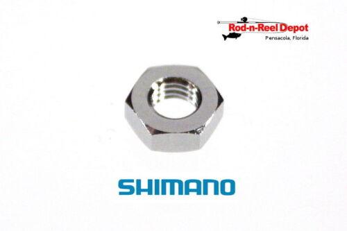 SHIMANO REEL ROD CLAMP BOLT HEX NUT #TGT0352 TT0697 Tiagra 30A 30WLRSA