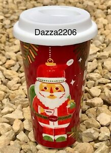 Details About Costa Coffee Christmas Santa Ceramic Mug Brand New In Original Box
