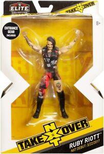 WWE-Mattel-Ruby-Riott-NXT-Takeover-Series-4-Exclusive-Elite-Series-Figure