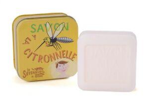 La-Savonnerie-de-Nyons-Anti-Mucken-Zitronengras-Seife-in-Metalldose-100-g