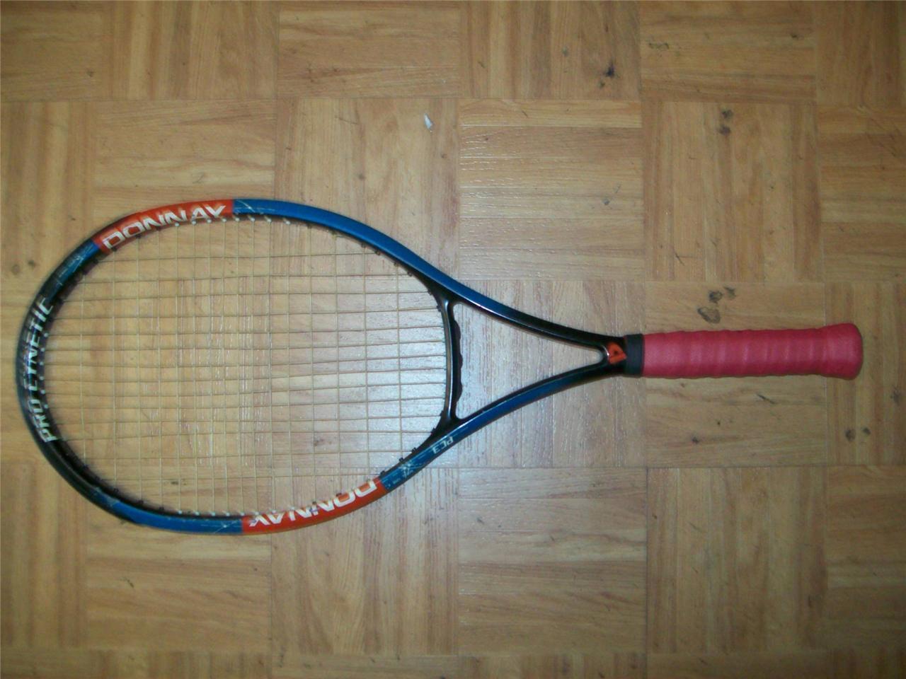 femmesY Pro cynetic PC3 midplus 100 4 3 8 Raquette de Tennis