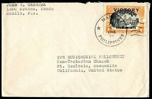 PHILIPPINES-TO-USA-Cover-1946-VF
