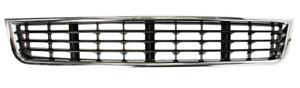 Audi A4 8E B6 2000-2004 GRILLE de PARE-CHOC Grille AVANT CENTRE CHROME