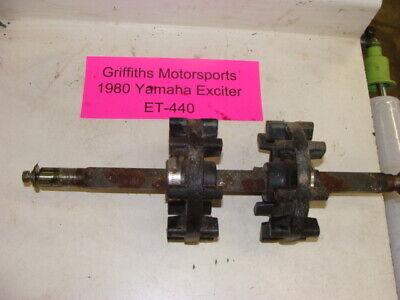 Yamaha Exciter 440 Gas Rear Suspension Shock 1977-1981
