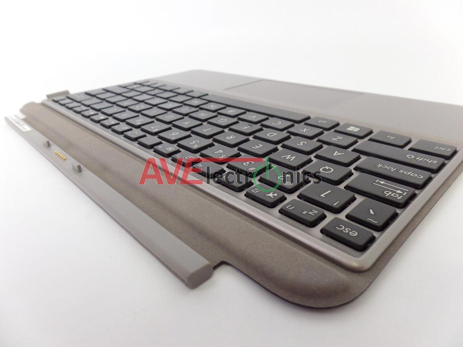 Asus T102HA-3K Gray Keyboard Dock for T102 Tablet OEM Genuine Original Brand New
