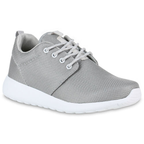 892316 Damen Sportschuhe Laufschuhe Sneakers Runners Profilsohle Top