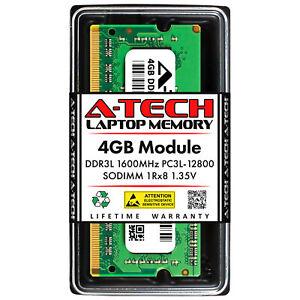 4 Go DDR3L 1600 MHz SODIMM Crucial CT2KIT51264BF160BJ équivalent Ordinateur Portable Mémoire RAM