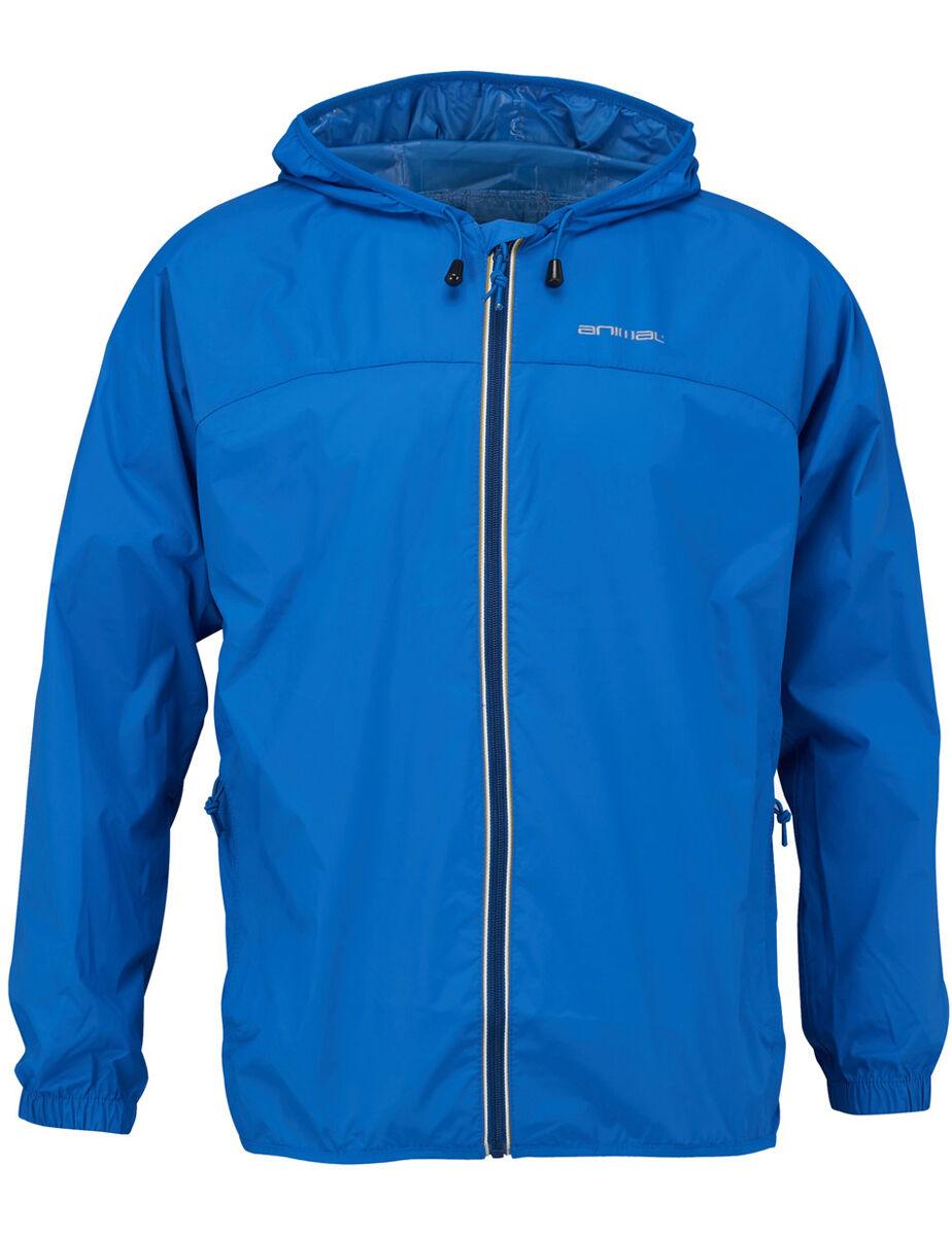 Animaux Jase pluie veste en en en bleu Royale e92016