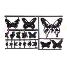 Sugarcraft Patchwork cutters- Butterflies, Ladybirds - Embosser Cake Tools