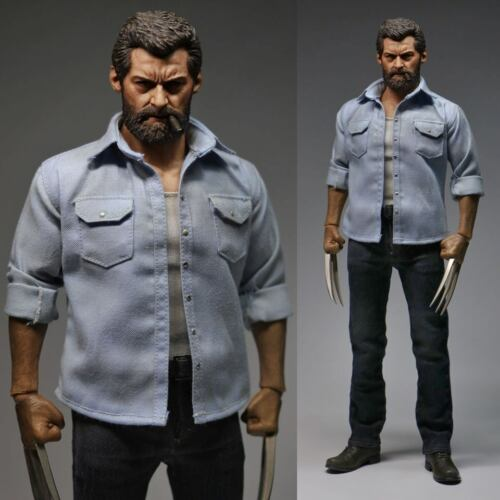 **IN-STOCK** 1//6 Eleven Logan Full Figure Toys Set Hot Wolverine Action Cigar