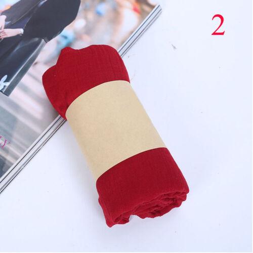 Women/'s accessories Châle Bonbons Couleurs enveloppe coton doux foulards