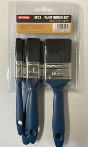 5PC Peinture Pinceau Fine Brosses Set Advanced soies Décoration À faire soi-même Painting UK