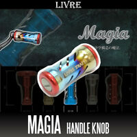 Handle Knob Magia 1 Pieces Fire/red
