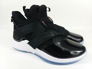 Nike Lebron Soldier XII SFG Black/White