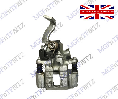 FREE DEL MGF MG TF NEW O//S DRIVERS RIGHT SIDE REAR CALIPER /& CARRIER COMPLETE