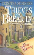 Thieves Brak in A Divine Mystery by Cristina Sumners (mystery - paperback)