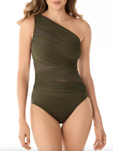 Jena One Shoulder One Piece Swimsuit