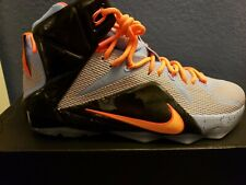 premium selection 4a9d5 65f47 item 2 LEBRON XII-12 EASTER ALUMINUM SUNSET GLOW HOT LAVA BLACK SIZE 11  RARE NWBOX - LEBRON XII-12 EASTER ALUMINUM SUNSET GLOW HOT LAVA BLACK SIZE  11 RARE ...